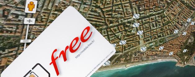 Free Mobile à Nice